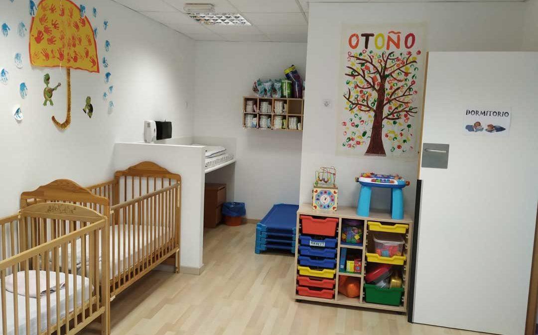 La escuela de educación infantil Sagalets de Cretas cuenta con una segunda aula