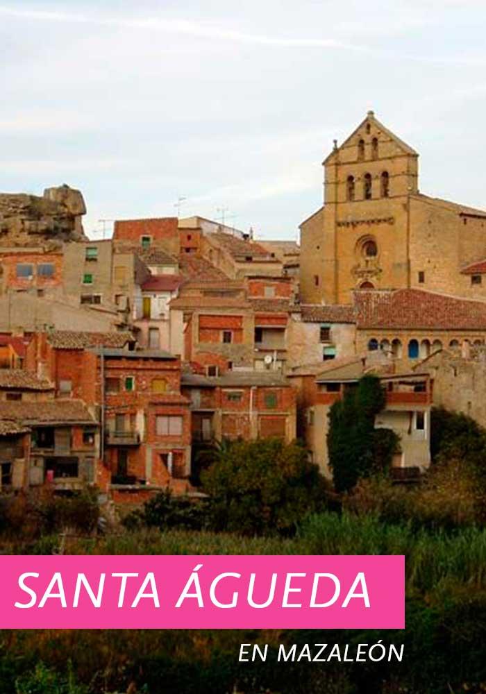 Santa Águeda en Mazaleón