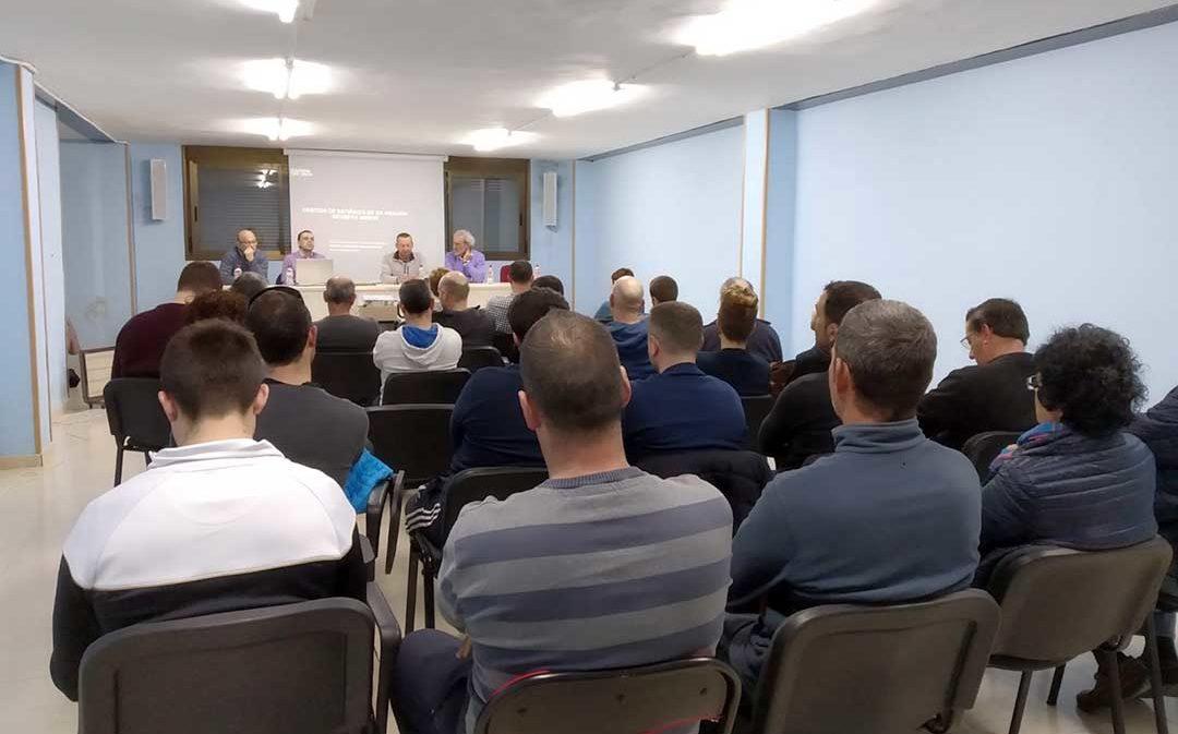 El problema del purín y el cultivo del pistacho, en la Semana Agraria del Bajo Aragón-Caspe