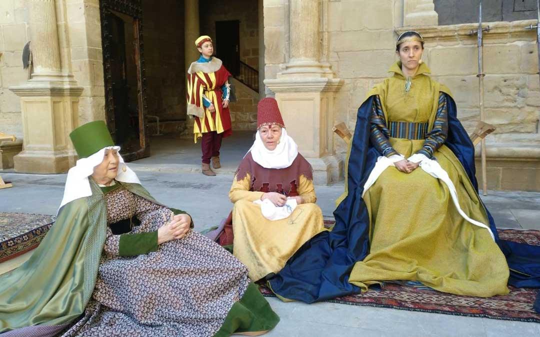 Monólogo de Tarsia Rizzari, la amante del rey