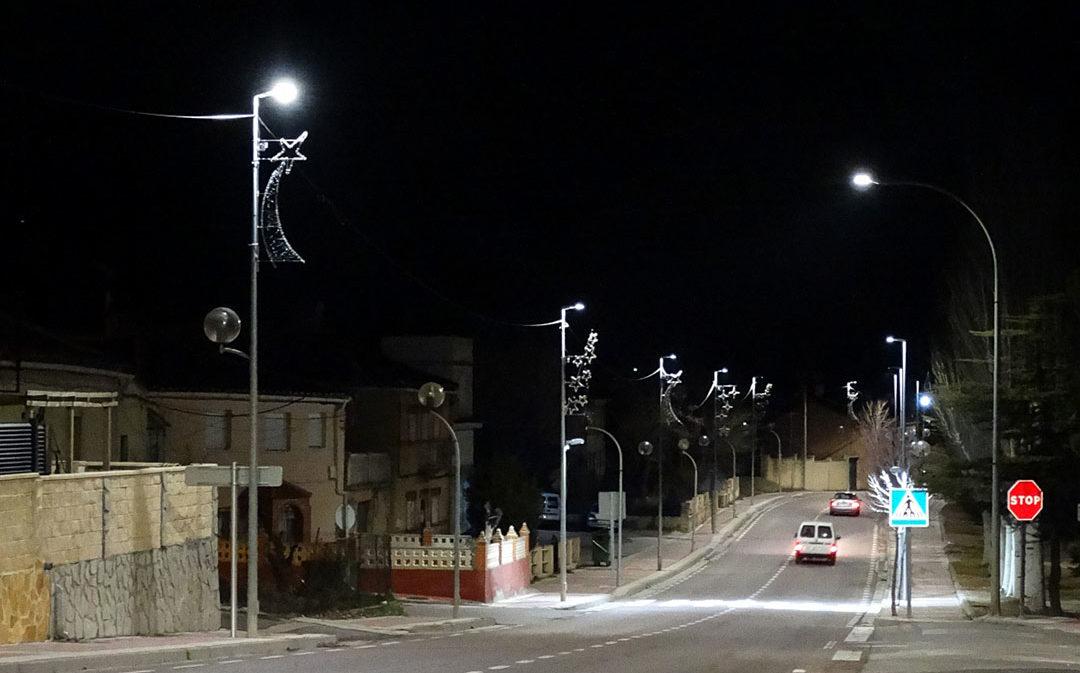 Utrillas adjudica la segunda fase de  su alumbrado LED
