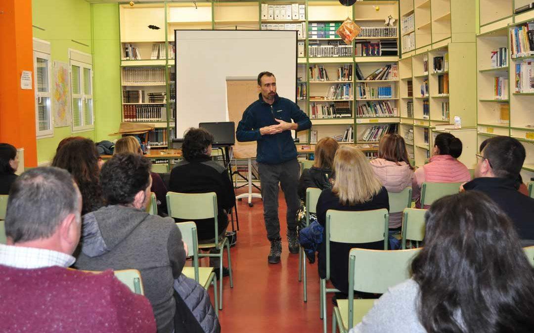 Alumnos, padres y madres, protagonistas de unas charlas sobre prevención de drogodependencias