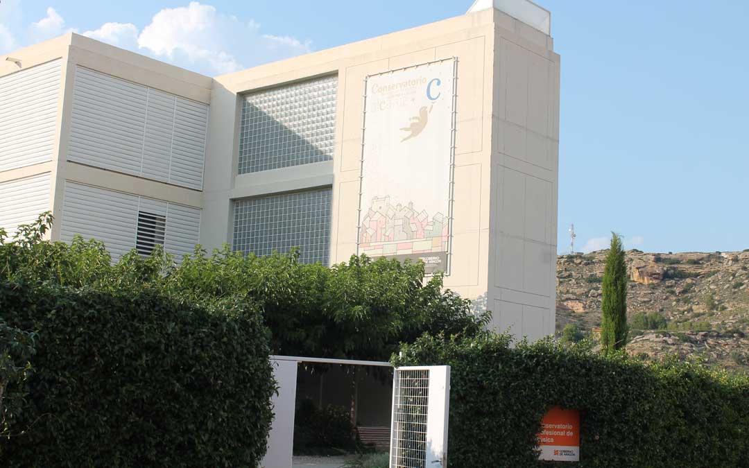 Conservatorio Profesional de Música de Alcañiz.