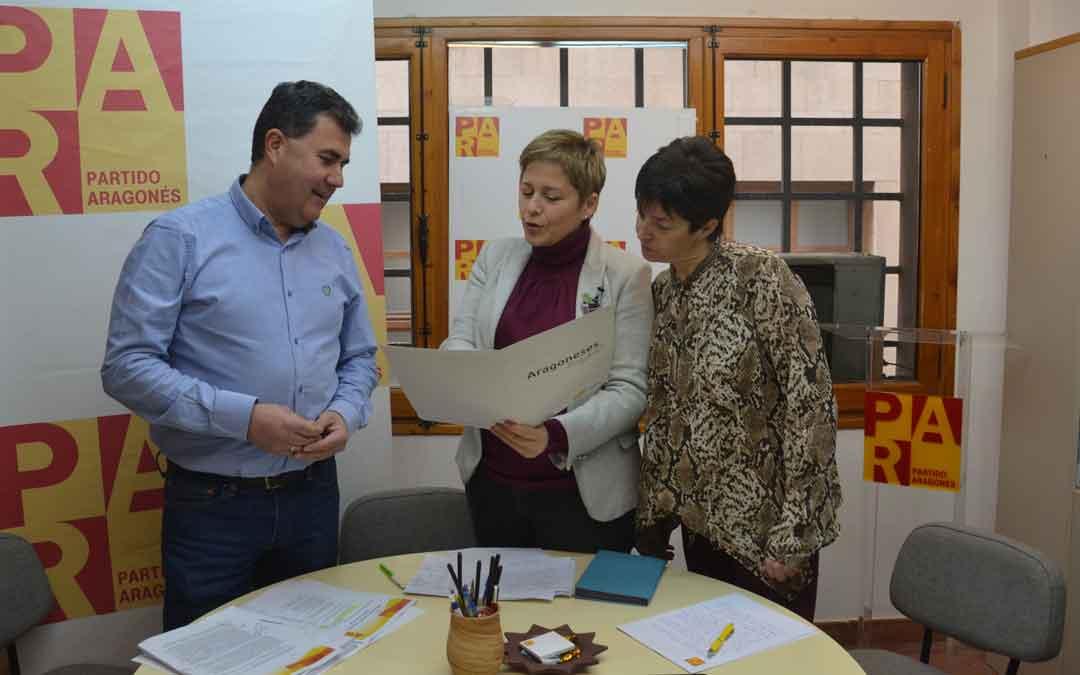 """El PAR de Alcañiz pide a la consejera de Sanidad que acuda a """"dar explicaciones"""""""