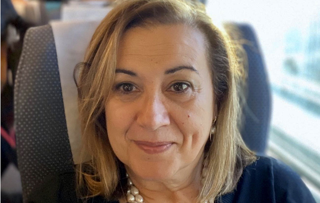 Amparo García./ A.G.
