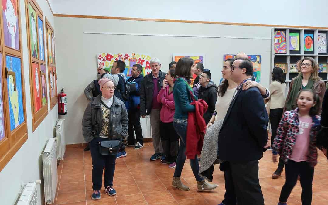 Inauguración el martes de la exposición en el Ítaca