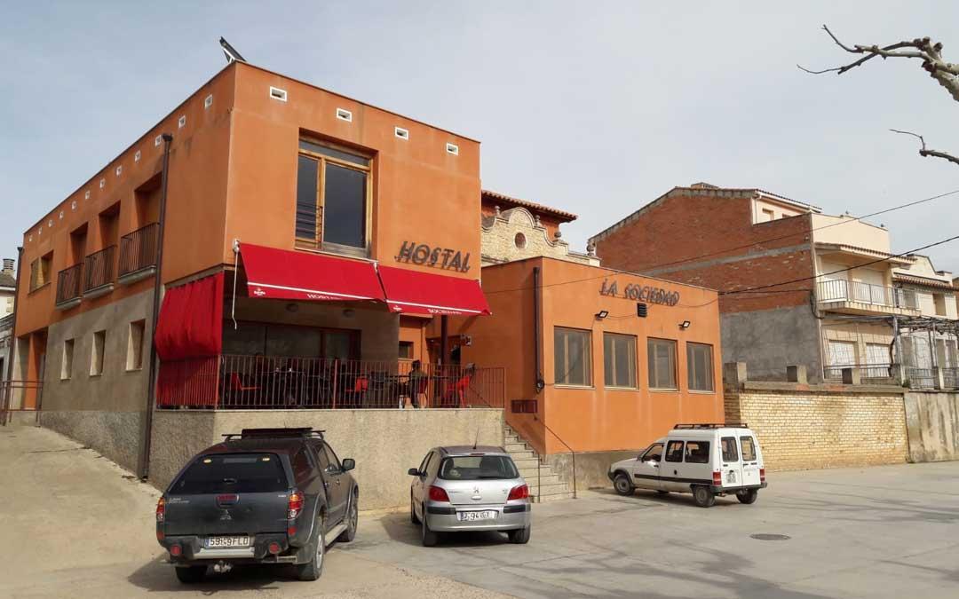 Vecinos y visitantes pueden disfrutar ya de las instalaciones hosteleras.
