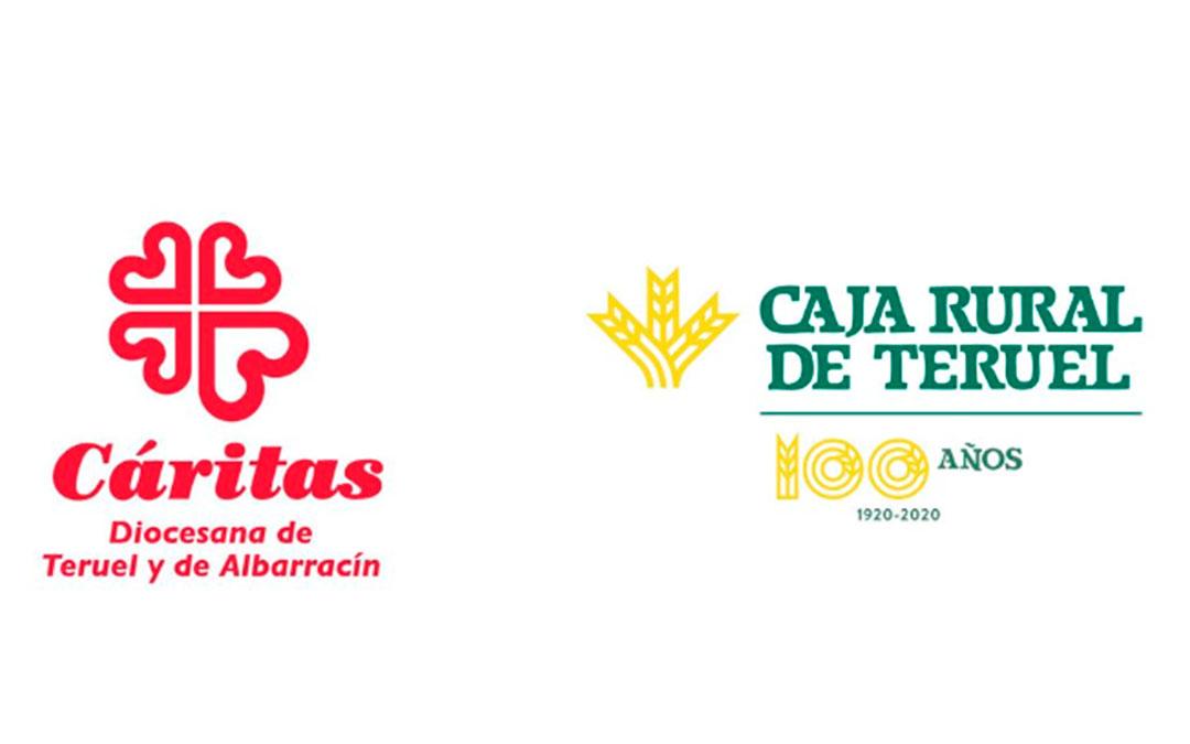 Cáritas y Caja Rural de Teruel