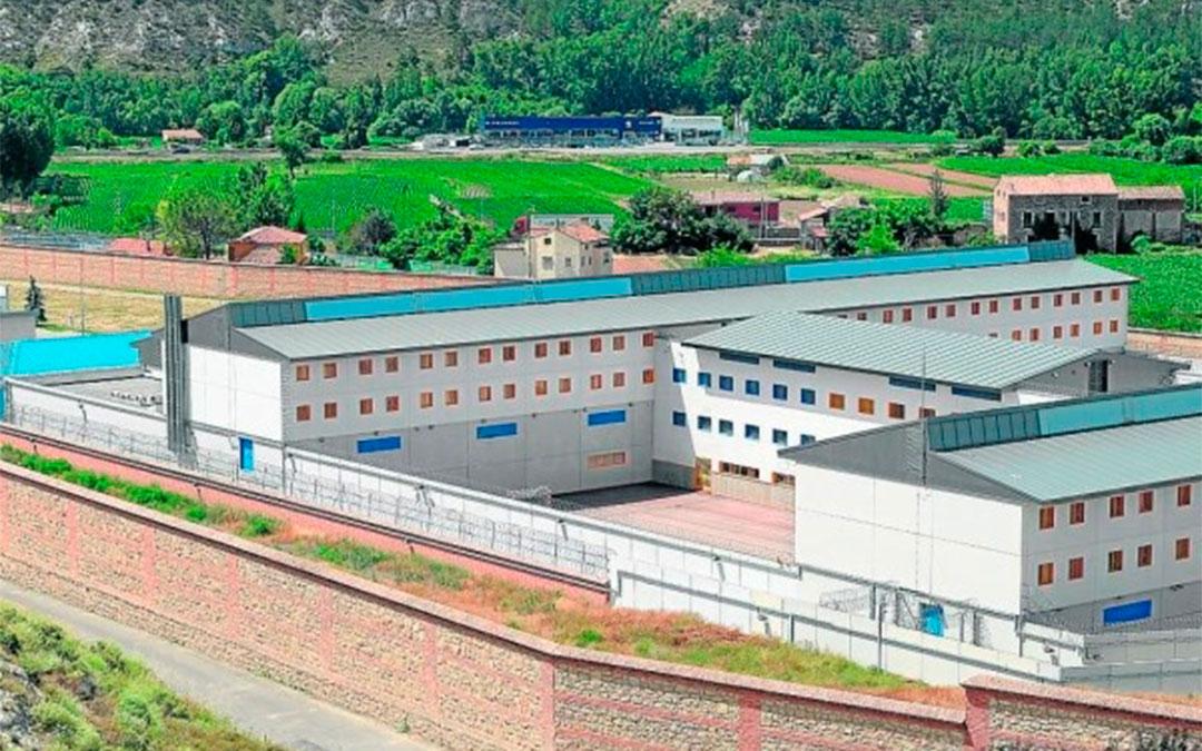 Centro Penitenciario de Teruel./ Fuente: teruelportaldetuciudad.com