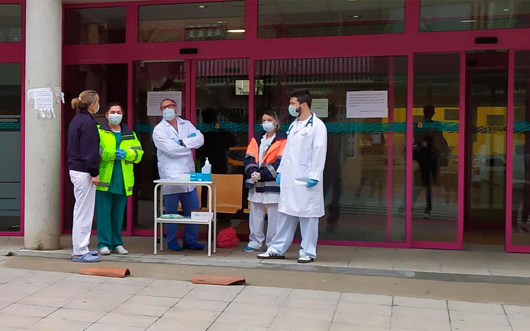 """Los Médicos de Primaria demandan a DGA medidas urgentes ante la situación """"límite"""" de los centros de salud"""