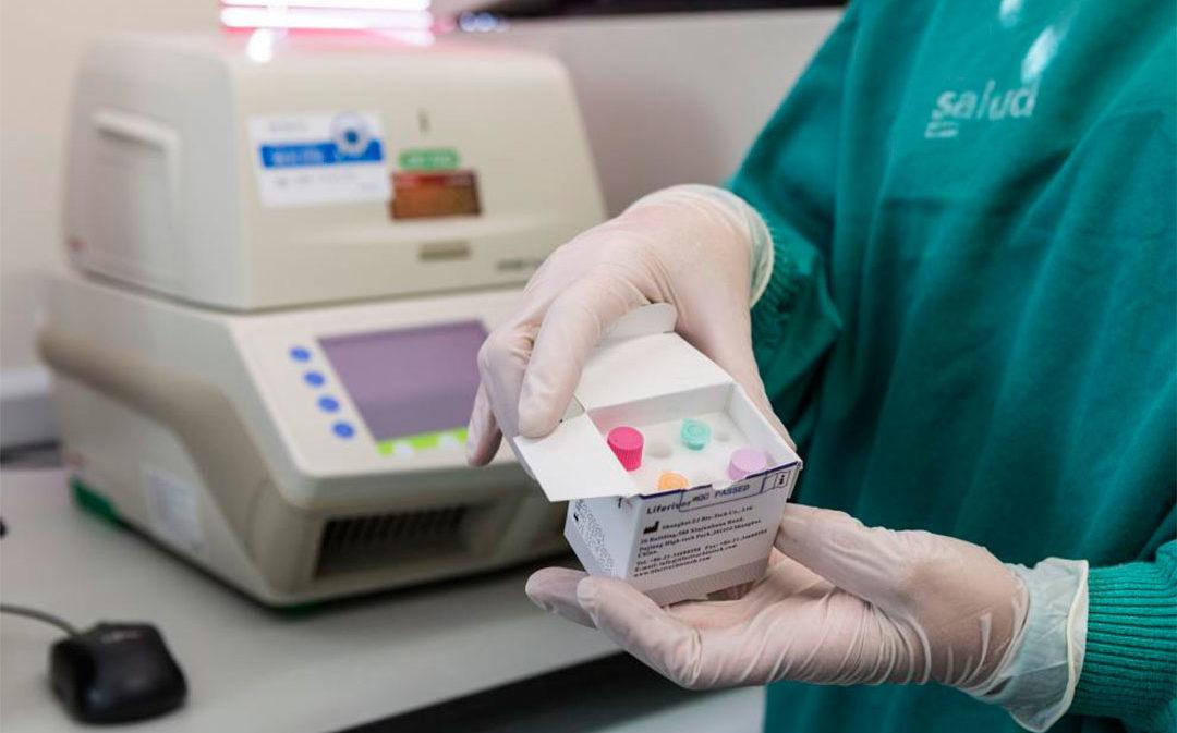 Aragón registra 19 nuevos casos de coronavirus