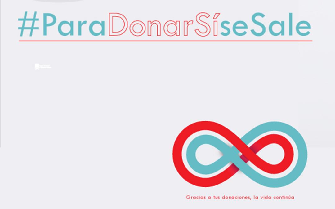 Imagen de la campaña lanzada en redes sociales./ Facebook Banco de Sangre y Tejidos de Aragón