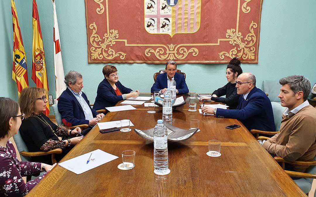 Comisión de igualdad de la DPZ.