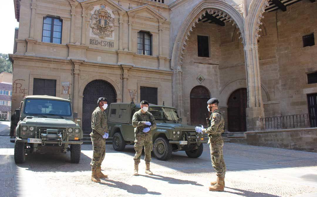 """Se refuerzan los controles en el Bajo Aragón para evitar desplazamientos """"innecesarios"""" durante el fin de semana"""