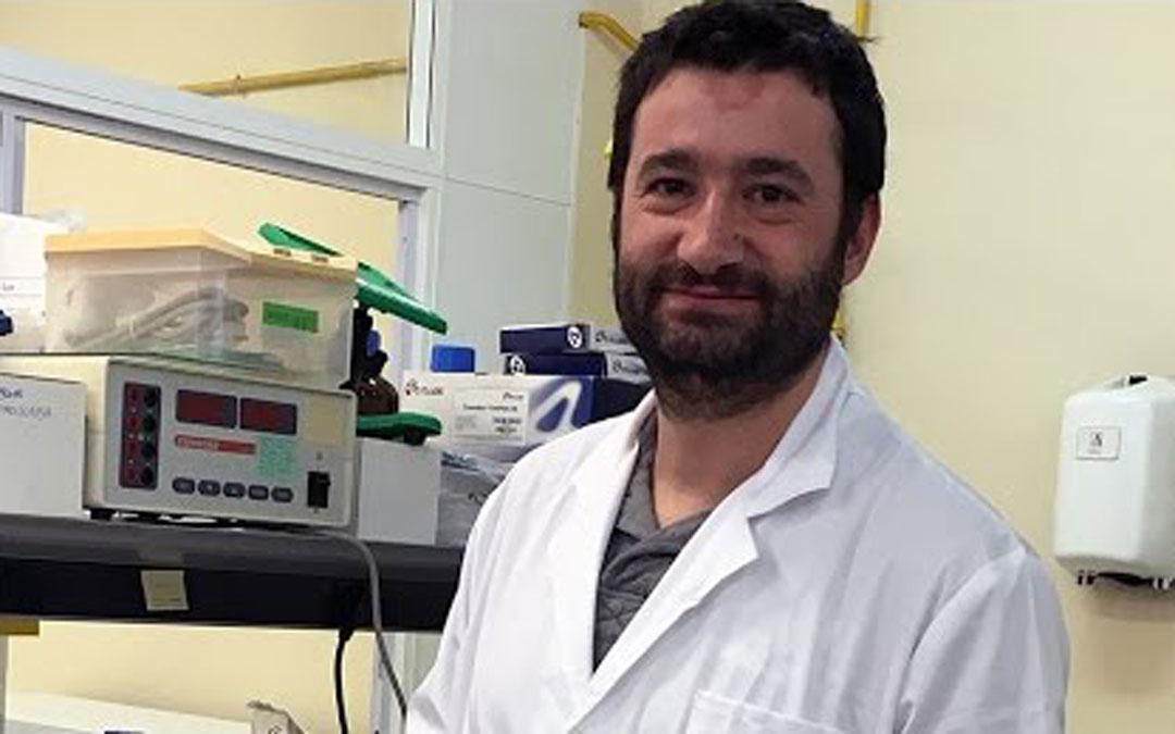 Nacho Aguiló, investigador de la Universidad de Zaragoza-unive