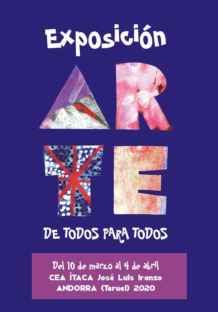 Exposición ARTE de todos para todos en Andorra