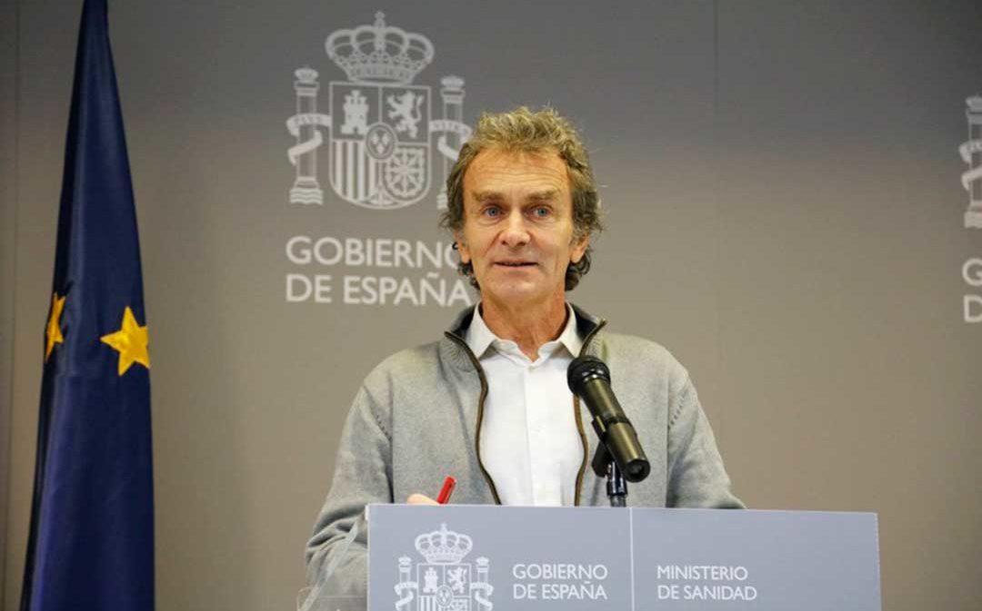 Fernando Simón, la voz del coronavirus