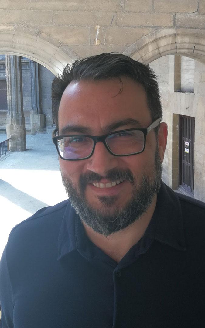 José Manuel Soriano, en 2019 tras la presentación de su último libro.