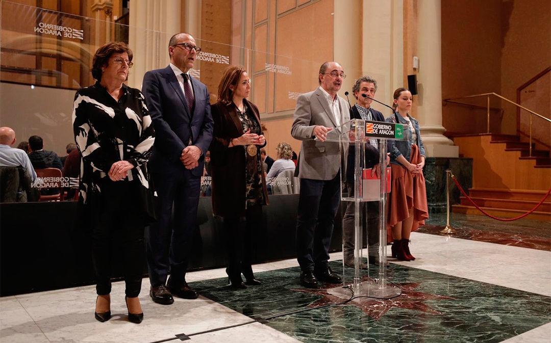 Aragón cerrará todos los centros educativos desde el lunes para frenar el coronavirus