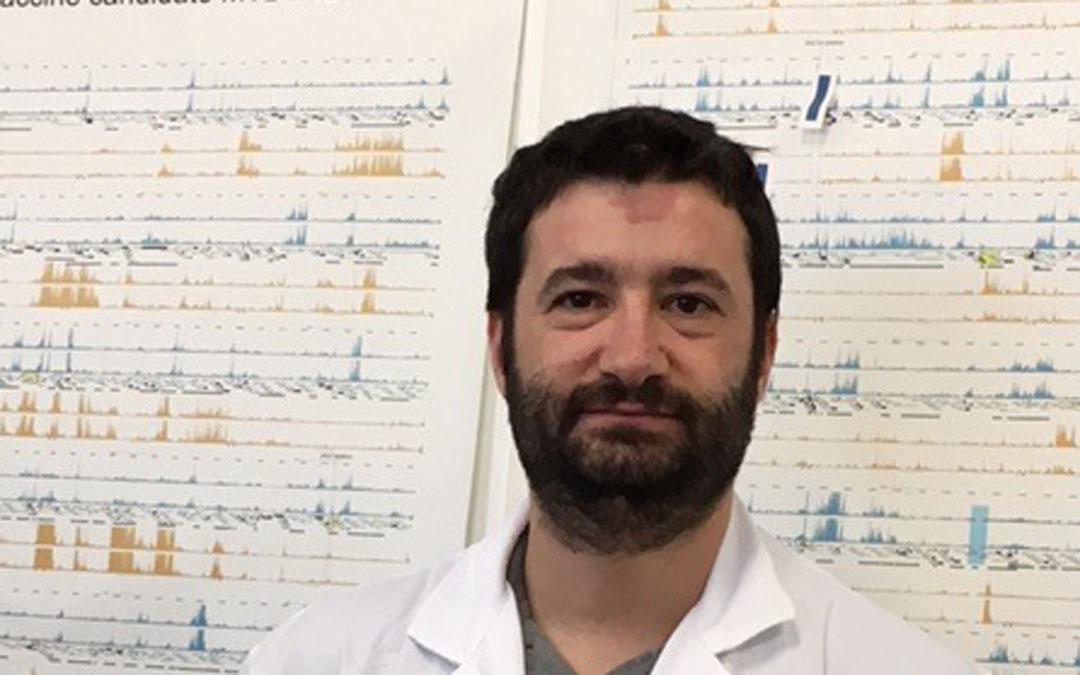 El investigador de la Universidad de Zaragoza, Nacho Aguiló