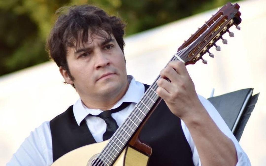 Óscar Soriano, el músico que dignifica el laúd