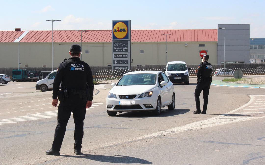 El Ayuntamiento de Alcañiz mantiene varios servicios esenciales durante el estado de alarma