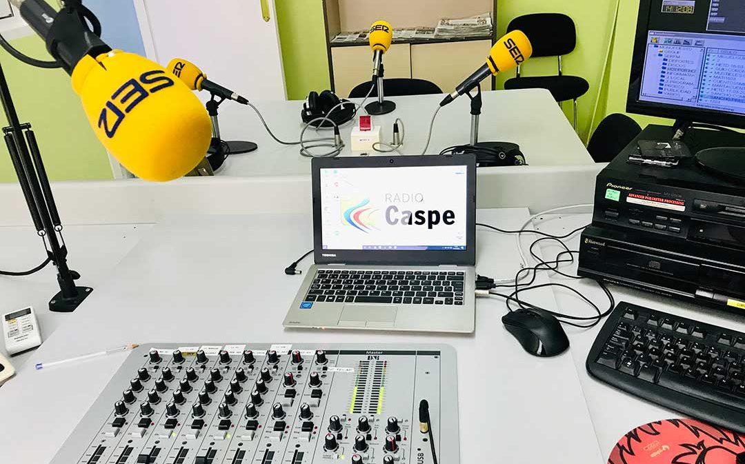Hoy es tu día Radio Caspe 02/04/2020