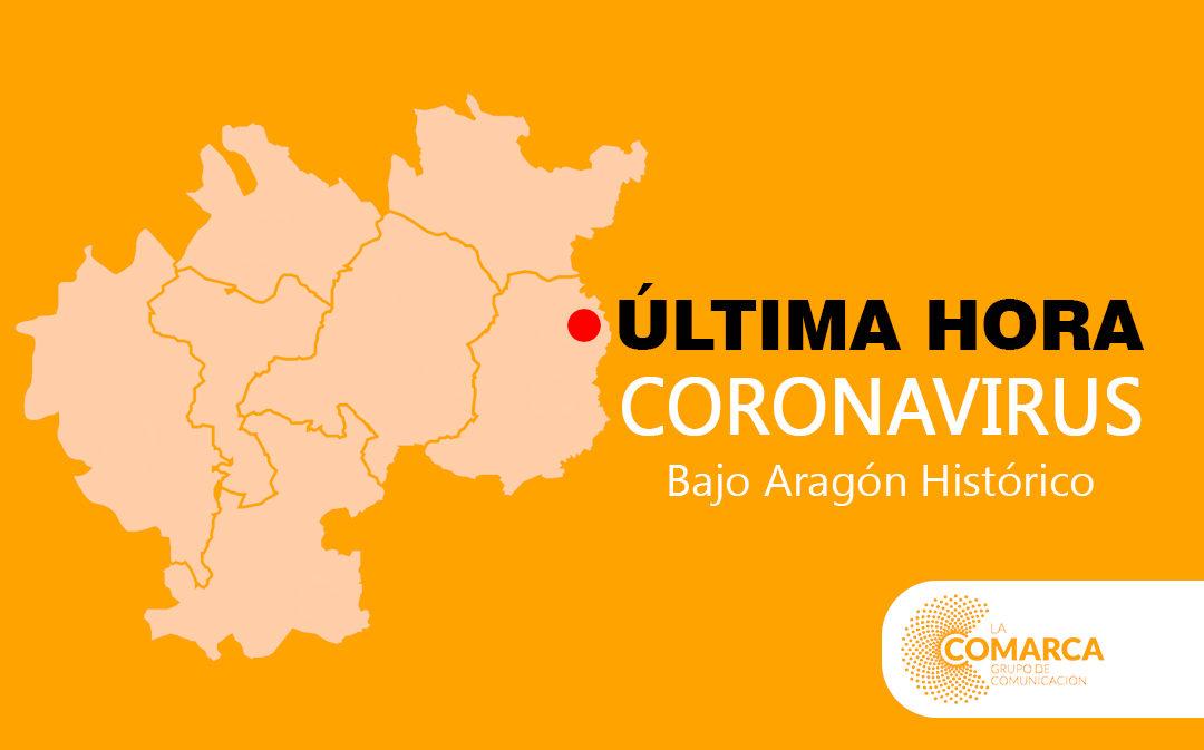 Sin nuevos ingresos por coronavirus en el sector sanitario de Alcañiz