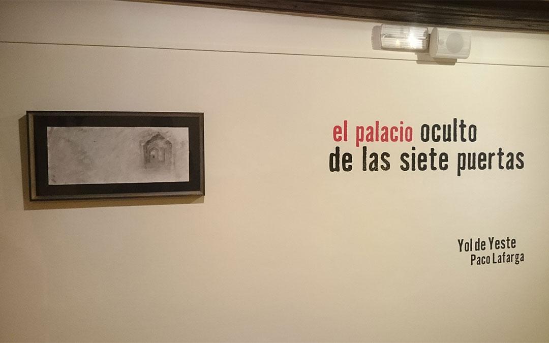 Exposición 'El palacio oculto de las siete puertas' de Yol de Yeste en el Museo Juan Cabré./ Museo Juan Cabré