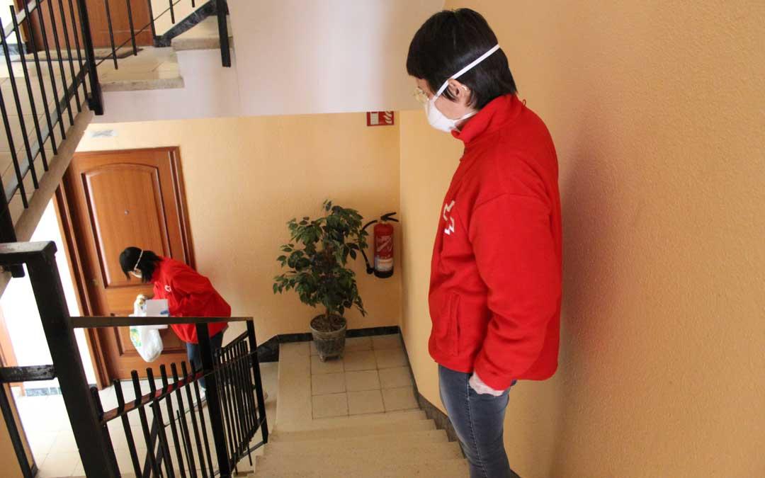 Informe de Cruz Roja sobre la vulnerabilidad en el medio rural
