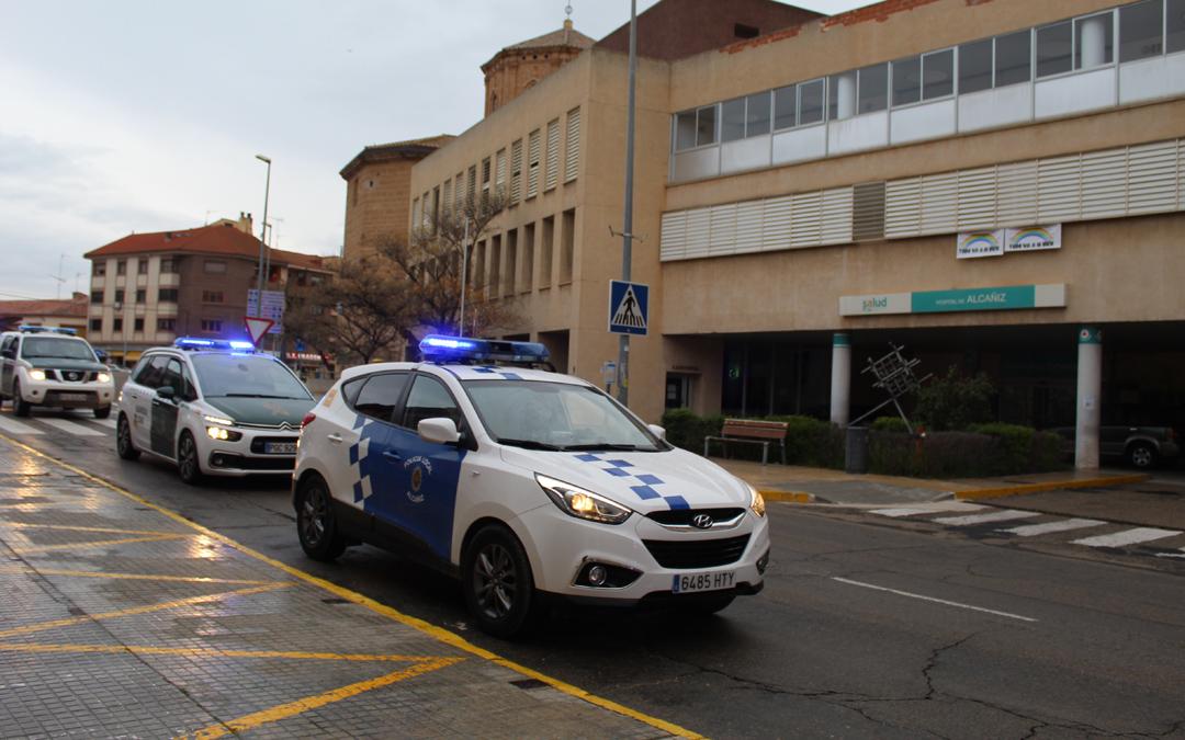 La presión asistencial en el Hospital de Alcañiz sigue aumentando y ya llega a los 42 hospitalizados covid