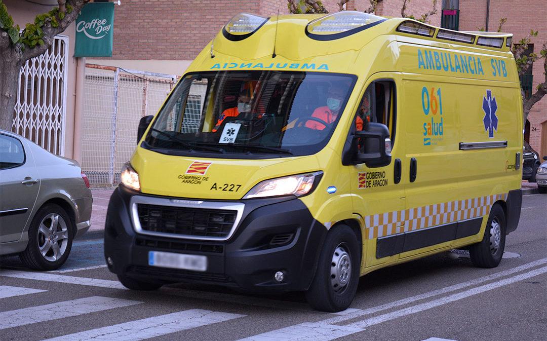 CSIF reclama más medios de seguridad para los trabajadores del transporte sanitario urgente en Aragón