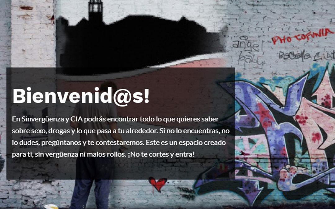 Pagina de inicio de Sinvergüenza&CIA.es./LA COMARCA