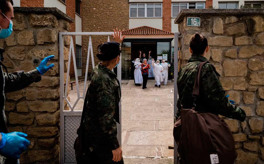 La residencia de mayores de Caspe registra tres contagiados por coronavirus