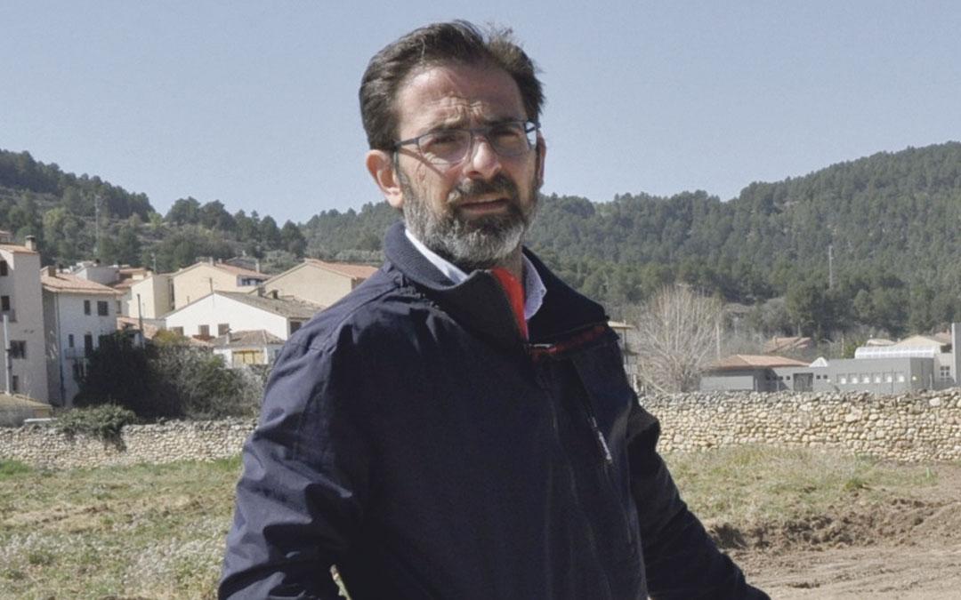 Carlos Boné es el alcalde de Valderrobres y portavoz del PP en la DPT.