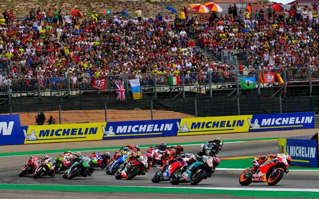 La temporada de MotoGP a expensas de como progrese la pandemia del coronavirus