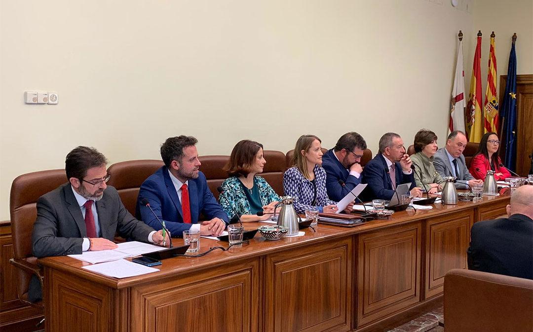 """El PP pide reestructurar el presupuesto de la DPT para """"adaptarse a la crisis del coronavirus"""""""