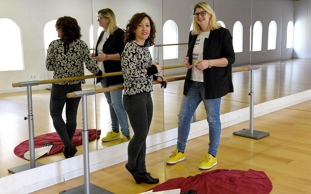 La Escuela Municipal de Música y Danza de Alcañiz anima al alumnado a celebrar el Día Internacional de la Danza 2020