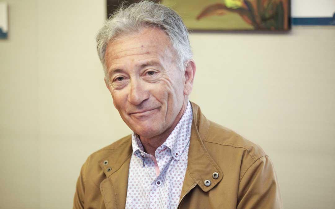 Gustavo García es referencia a nivel nacional sobre los centros de mayores