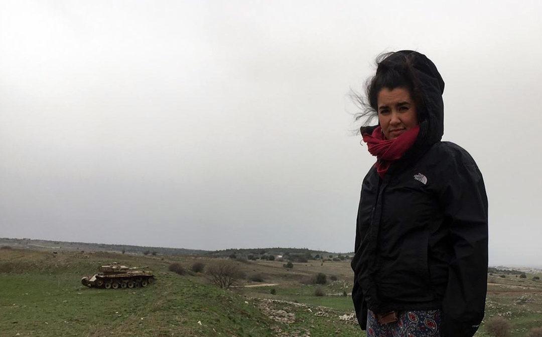 """Irene Sánchez: """"Vine con un objetivo y aunque ahora esté todo parado yo sigo fiel a ese objetivo"""""""