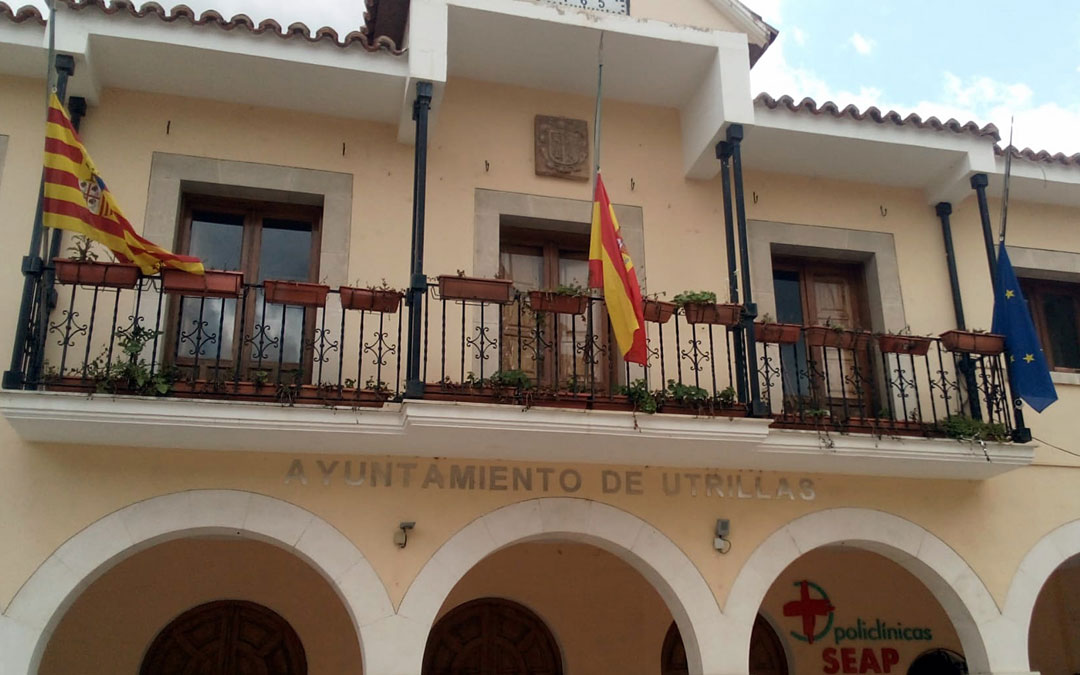 Ayuntamiento de Utrillas./LA COMARCA