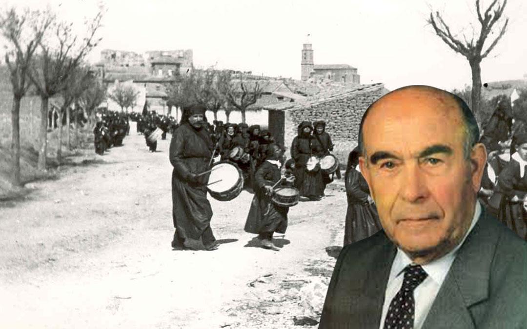 Mariano Laborda, expresidente de la Ruta del Tambor y Bombo./ L.C.