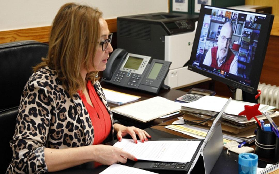 La consejera de Presidencia y Relaciones Institucionales, Mayte Pérez, ha hecho este anuncio en la Comisión Institucional y de Desarrollo Estatutario de las Cortes de Aragón por videoconferencia