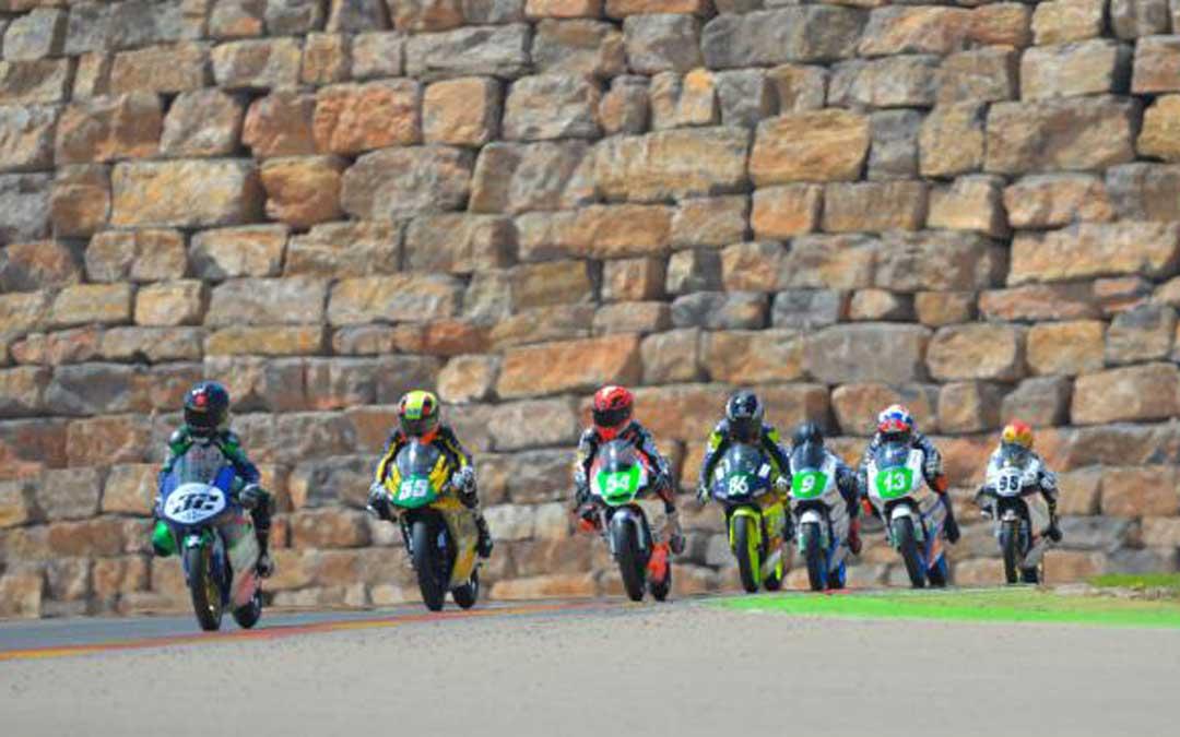 La competición del nacional de SBK en Motorland se ha cancelado