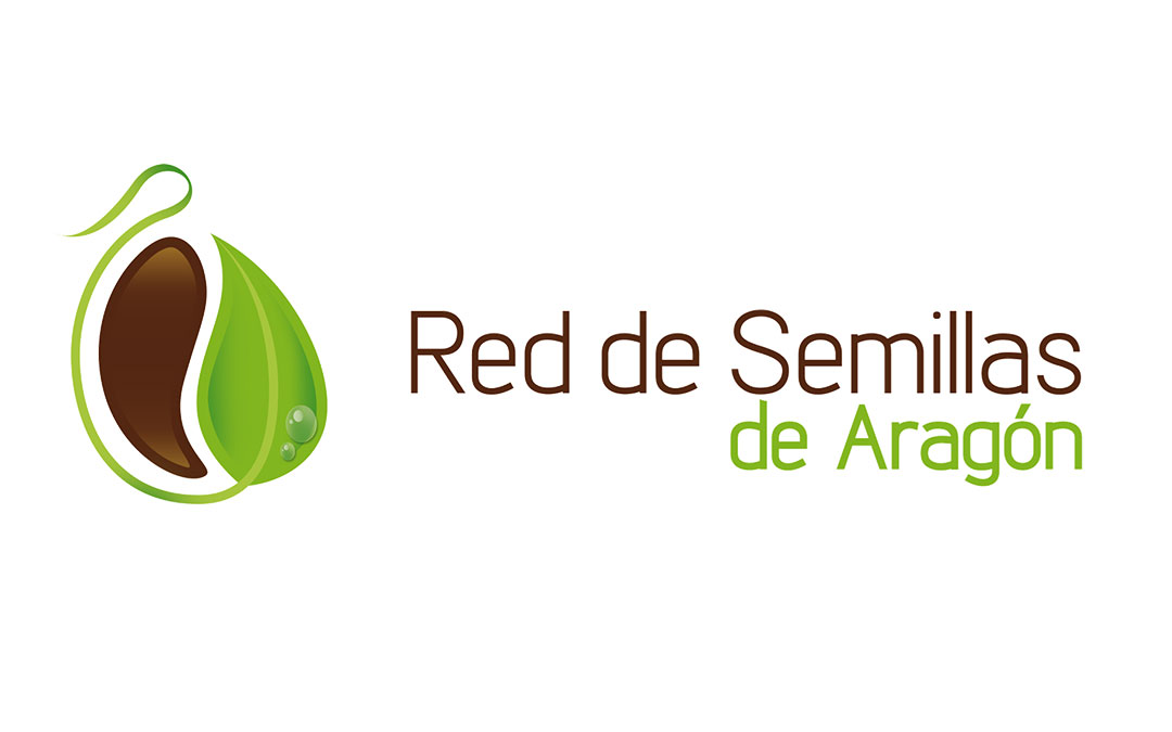 Logotipo de la Red de Semillas de Aragón./ Red Semillas Aragón