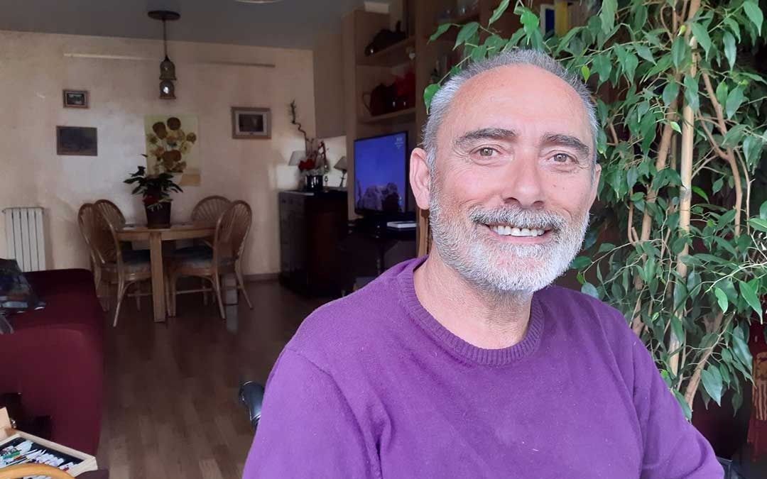 Salvador Berlanga, maestro y doctor en Pedagogía./ S.B.