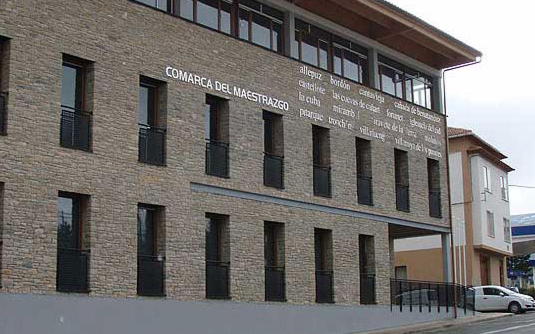 La Comarca del Maestrazgo, primera de todo Aragón en gestionar el certificado electrónico