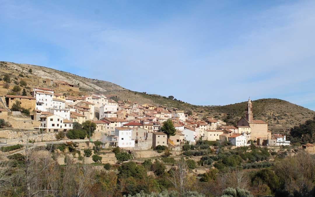 Panorámica de Seno, uno de los pueblos más pequeños del territorio / B. Severino