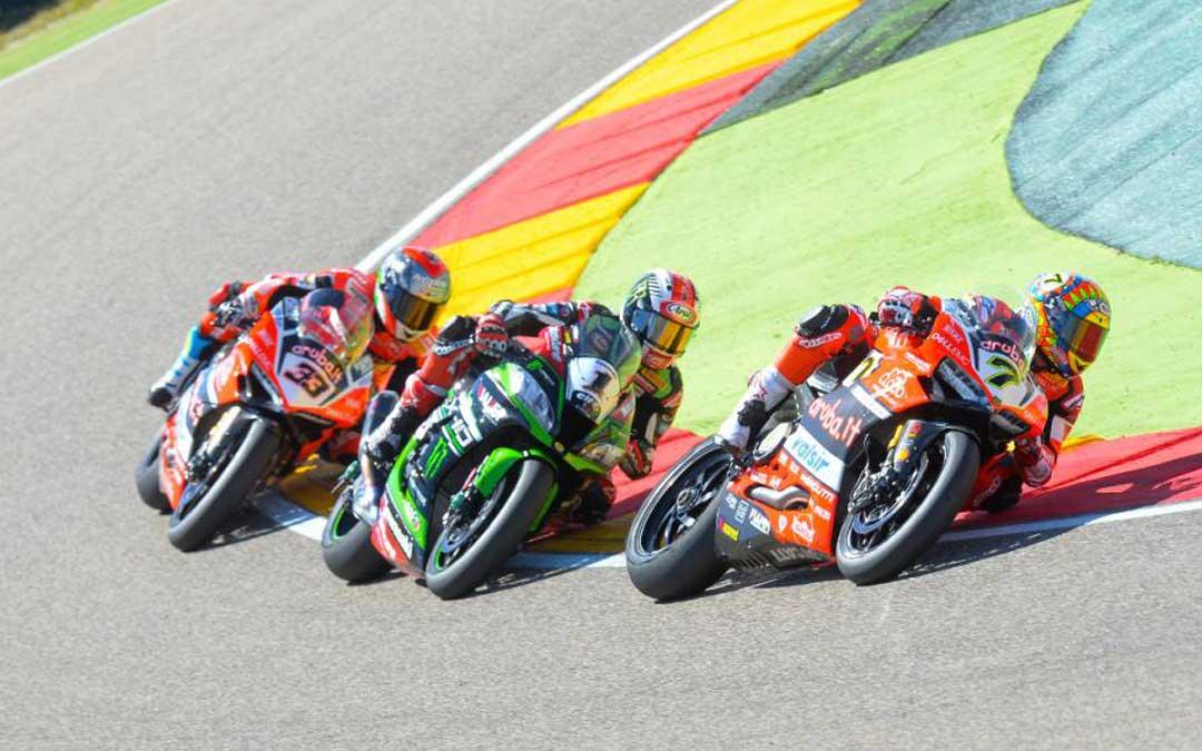 El Mundial de SBK en Motorland Aragón llegará el último fin de semana de agosto