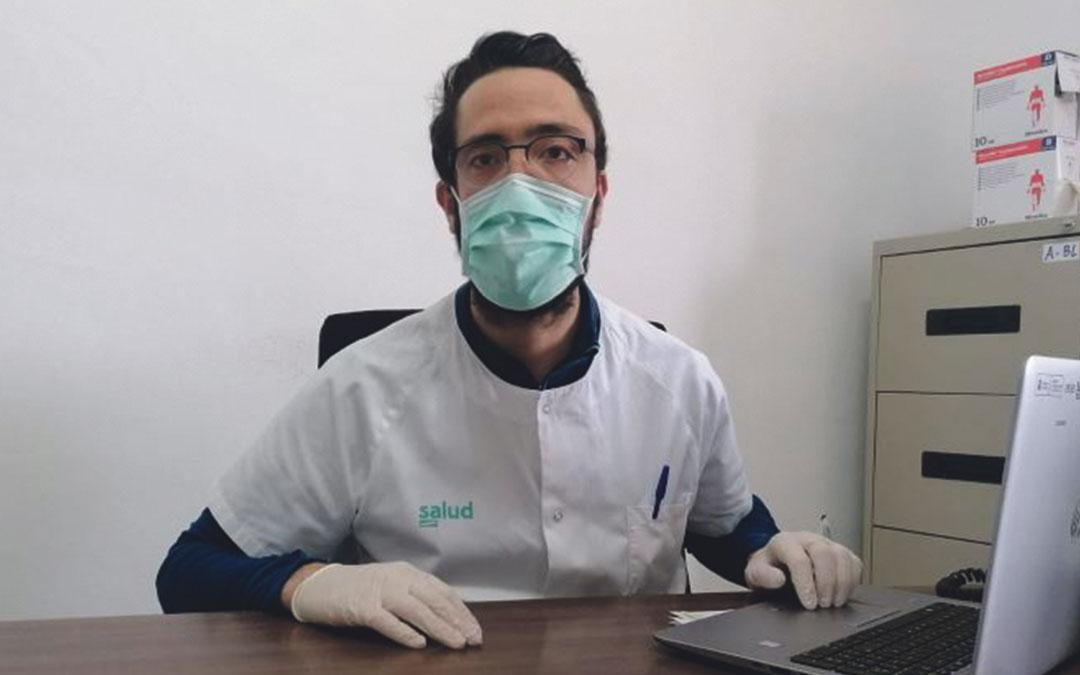 El alcalde de Fórnoles, médico de profesión, solicita la apertura de la hostelería en municipios pequeños